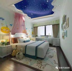 蘇州中式風格四居室裝修效果圖
