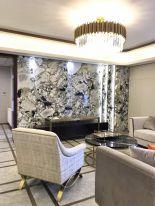 武汉现代风格四居室装修效果图