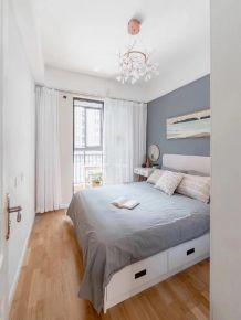 瑞和新中式三居室装修案例,一起来感受浓浓的中国风