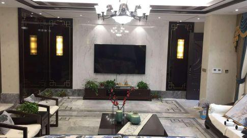 扬州中式风格别墅装修效果图