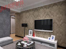 西宁混搭风格两居室装修图