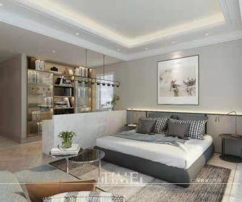深圳天海国际现代风格别墅装修效果图,奢华大气!