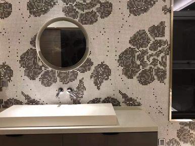 深圳天鵝堡二期現代復式裝修效果圖