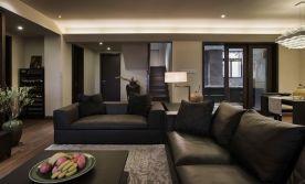 福州新中式风格别墅装修,简洁大气不失东方雅韵