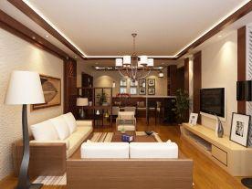 西宁赛博住宅简约北欧二居室装修,简约舒适的一个家