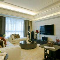 福州东方名城89㎡现代三居室装修案例,收纳空间做到极致!