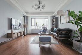 福州永荣拉菲郡欧式三居室装修案例,浪漫舒适又不失亮点