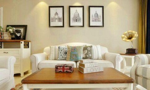 杭州创一居-小和山自建房地中海四居室装修案例