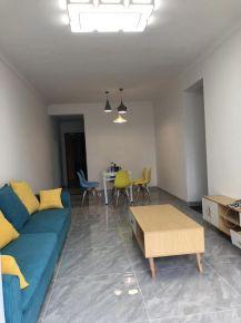 长沙阳光城尚东湾现代风格二居室装修案例