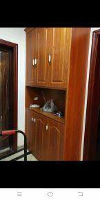 太原136平三居室装修,新中式风格装修超漂亮,尤其是书房!