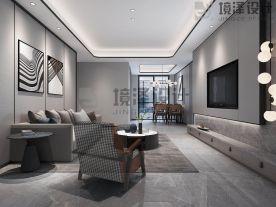 南安中骏愉景湾现代风格四居室房子怎么装修好看?