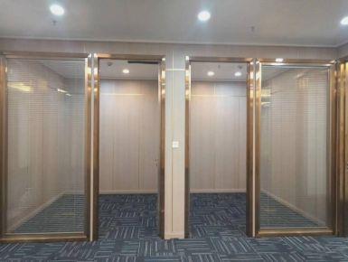 深圳卓越时代广场中式风格办公室装修案例