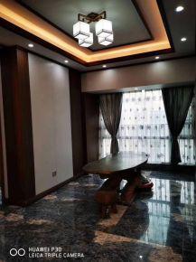 深圳集信名城中式三居室装修效果图