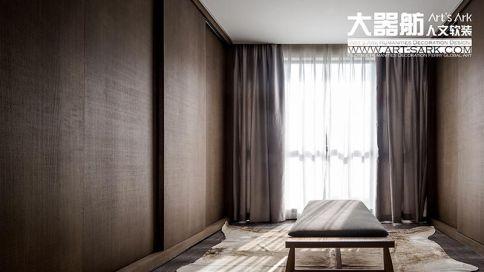 廣州羅蘭小鎮清新簡約別墅裝修案例,優雅時尚的空間