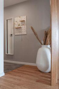 福州陽光城斐麗灣125㎡簡約木質三居室裝修,格調滿滿
