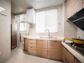 福州大名城100平簡約風格三居室裝修案例,美感十足!