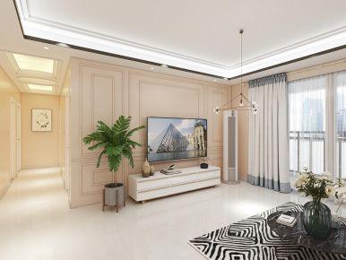 广州120㎡北欧清新风四居室装修案例,时光里的蜜糖