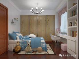 天津禹州尊府复古现代混搭风三居室装修,餐厅的设计真有创意!