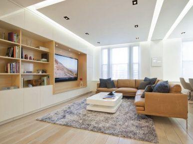 福州阳光城西海岸135㎡清新简约三居室装修案例,惬意自然