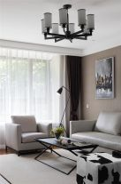 福州泰禾紅峪134平現代簡約三居室裝修案例分享
