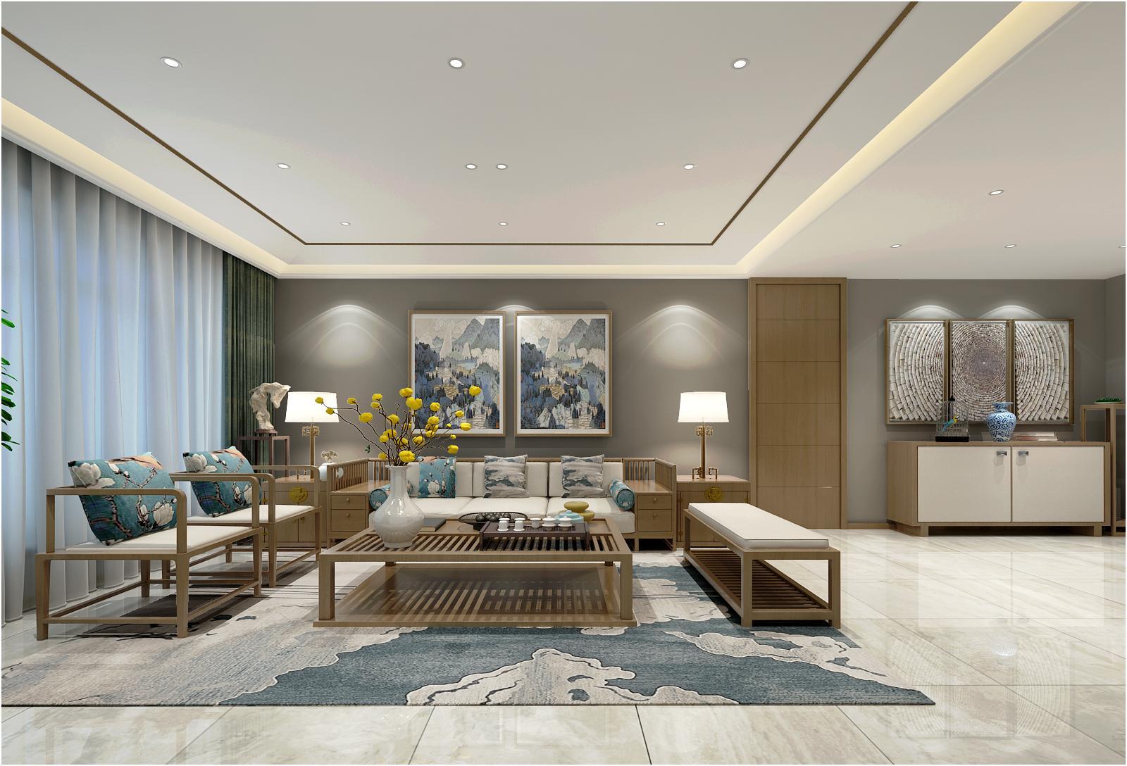 中式別墅以格調設計探索高品質之雅
