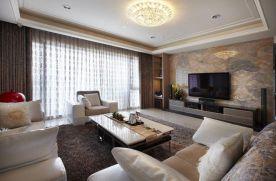福州新古典三居室, 低调奢华上档次!