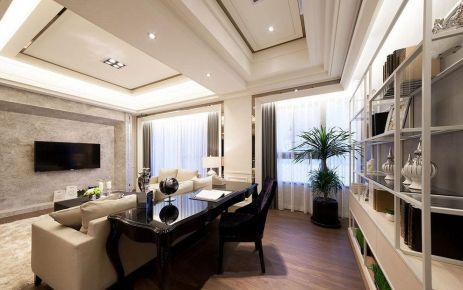福州现代简约风三居室装修,彰显更好生活的品质!