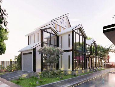 海南三亚现代风高端别墅装修,让空间沉淀时光的优雅!