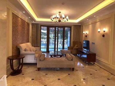 三?#21069;?#23665;半岛复古中式风格三居室装修,优雅诗意,气质独特!