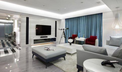 福州唯美简约风三居室装修,细节满满,自然协调特别耐看!