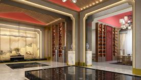 长沙华龙公馆匠中匠体验馆中式风格装修效果图