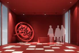 长沙O-DOG街舞综合体装饰项目娱乐会所装修效果图