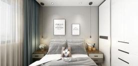 深圳现代四居装修,给生活做减法,享受简单的幸福!