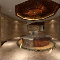 南京新中式酒店装修,展现不动声色的美