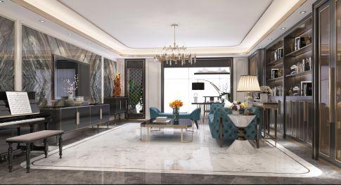 北京现代轻奢风三居装修,打造你的精致生活!