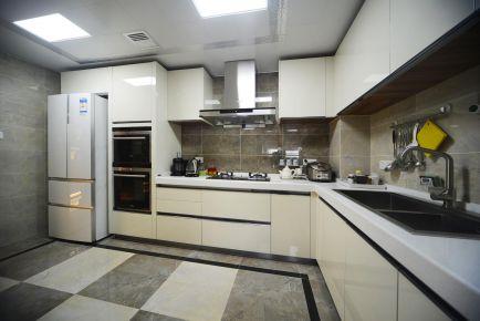 福州現代簡約三居室裝修效果圖