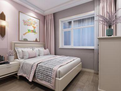 北京现代实用二居装修,温馨舒适有格调! 