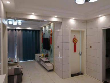 淮安现代简约两室两厅装修效果图