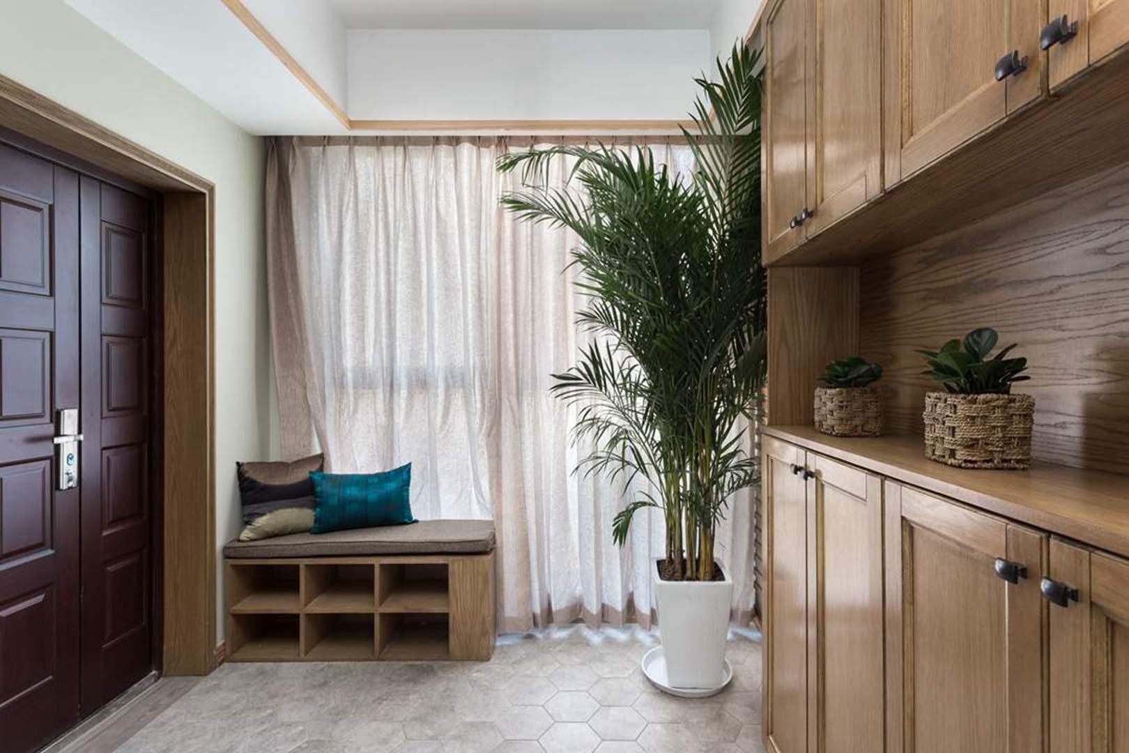 福州日式三居装修,享受慵懒舒?#20107;?#29983;活