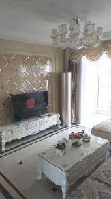大连欧式两居装修,别具一格的豪华气质