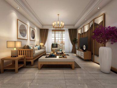 福州日式風格三居裝修,溫暖而治愈的氣質美居!