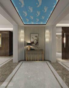 简约三居室设计风格