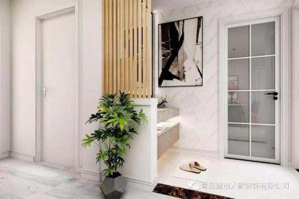 青岛合泰苑北欧风格二居装修案例图