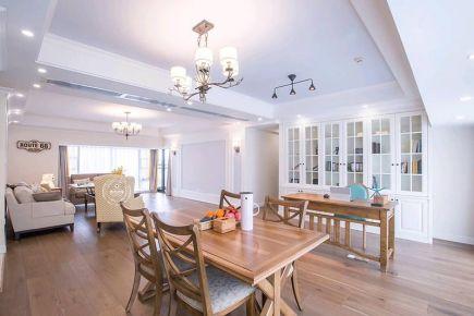 在家居设计愈发追求简约的今天,美式风格也在进行自我革新