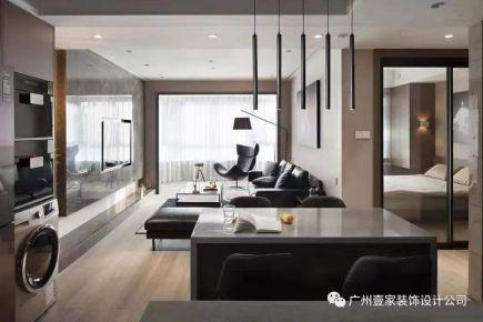 广州时尚大气现代装修,过品质生活