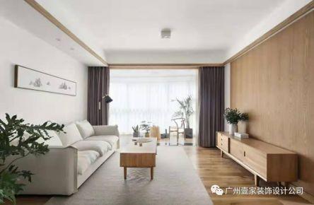 广州日系三室装修,仙气满满的家居生活
