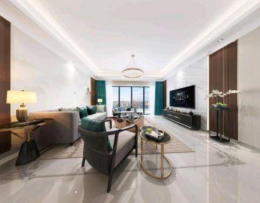 深圳轻奢现代风格装修,家是一个情感的链接