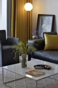 太原现代风格别墅装修效果图,高级都市感!