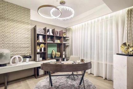 泉州轻奢高级现代风四居装修设计