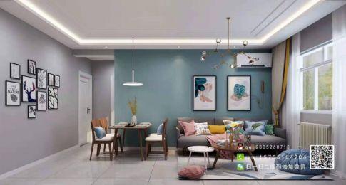 四居室简约风格设计